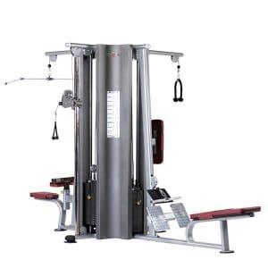 جانگل جیم4 ایستگاهی ( 4Station Jungle-Gym ) TuffStuff کد PPMS-4000