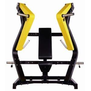 پرس سینه وزنه آزاد دست باز ( Wide Chest Press ) Body Strong کد PRO-005